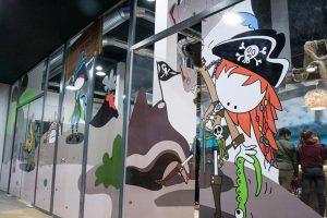 Diseño de marca y creación de merchandising - Bizkaia Park Abentura