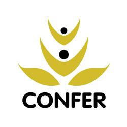 Confer