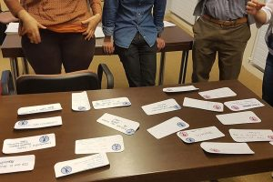 Coaching de equipos y facilitación visual - Izangai