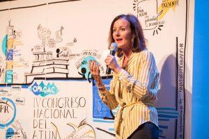 Graphic Recording y summing up del evento - IV Congreso Nacional del Atún (OPAGAC)