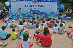 Imagen para Uraren Jaia en Arrigorriaga
