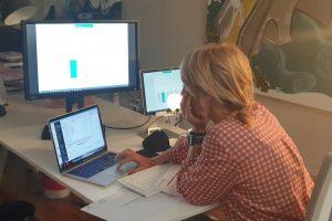 Formación en Lenguaje Visual y Habilidades comunicativas en colaboración con Pilar Kaltzada.