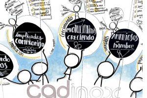 Cofacilitación sesión estratégica con Maider Gorostidi para Cadinox