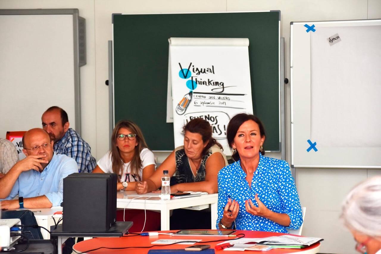 Curso «XXXVI Jornadas de Profundización Pedagógica de Centro San Valero»